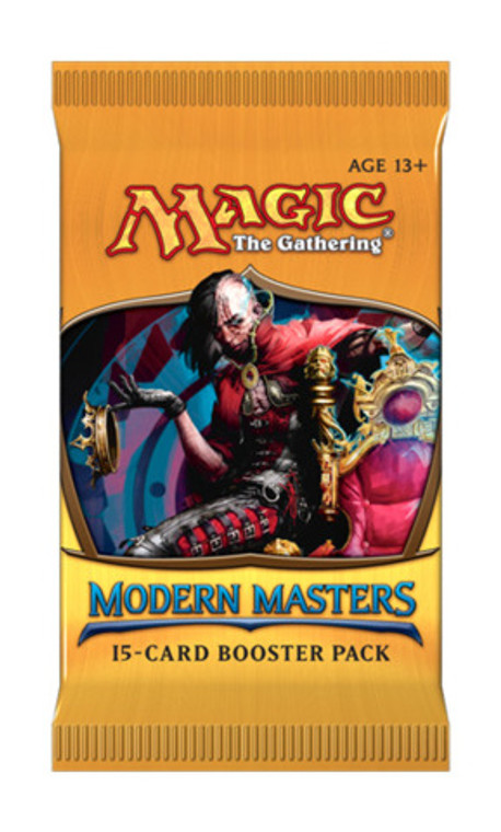 Modern Masters Booster Pack