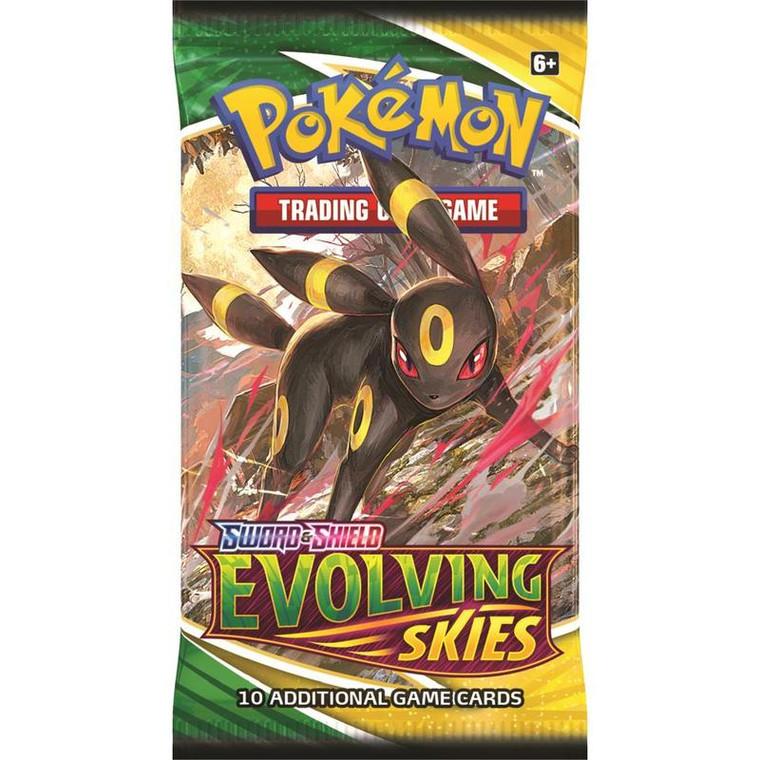 Pokemon Evolving Skies Booster Pack