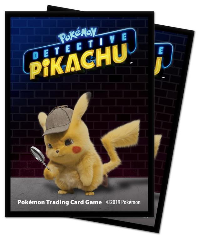 Pokemon Detective Pikachu 65ct