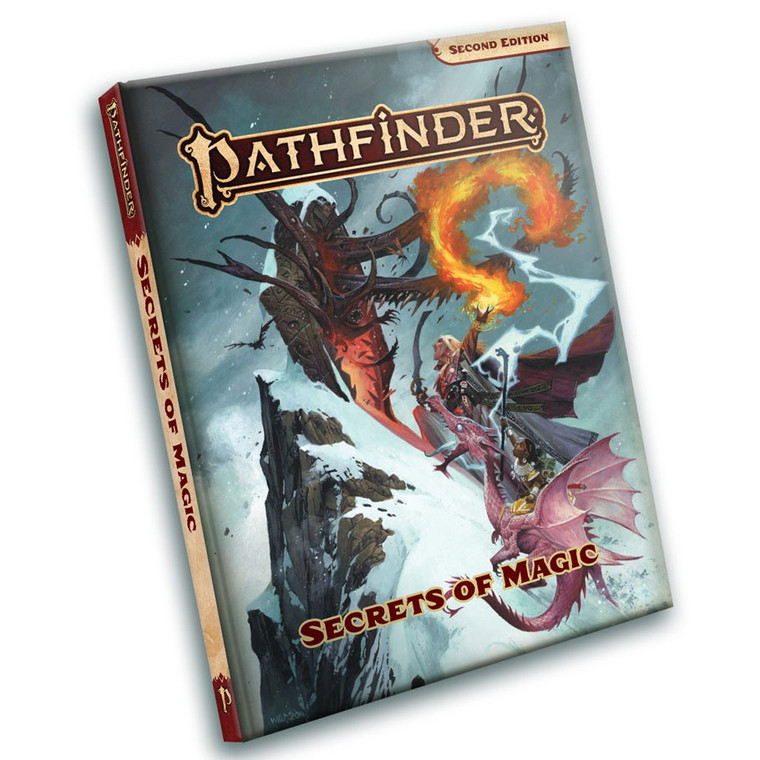 Pathfinder 2E Secrets of Magic