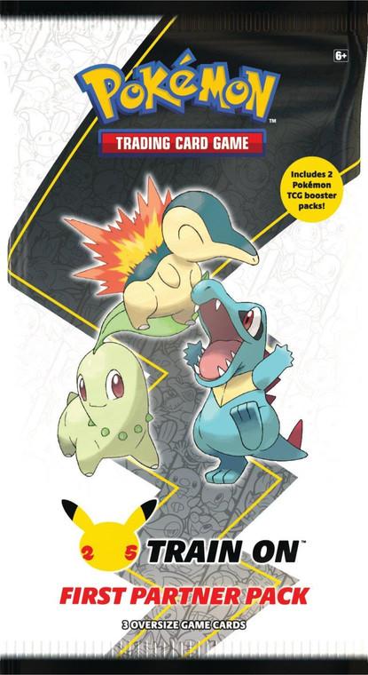 Pokemon First Partner Johto Pack