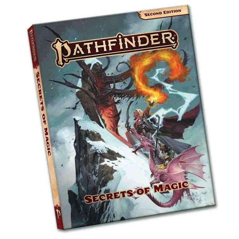 Pathfinder 2E Secrets of Magic Soft Cover