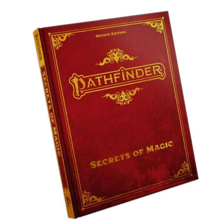 Pathfinder 2E Secrets of Magic Special Edition