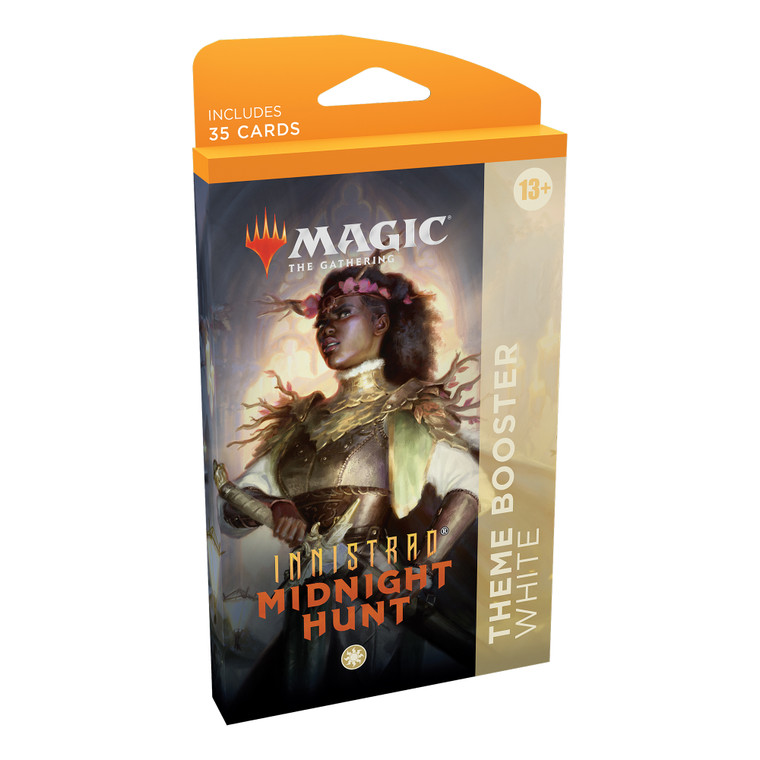 Theme Booster Innistrad Midnight Hunt White
