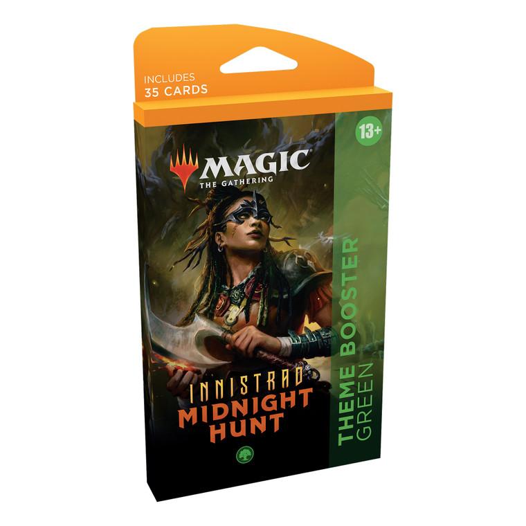 Theme Booster Innistrad Midnight Hunt Green