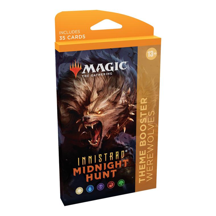 Theme Booster Innistrad Midnight Hunt Werewolves