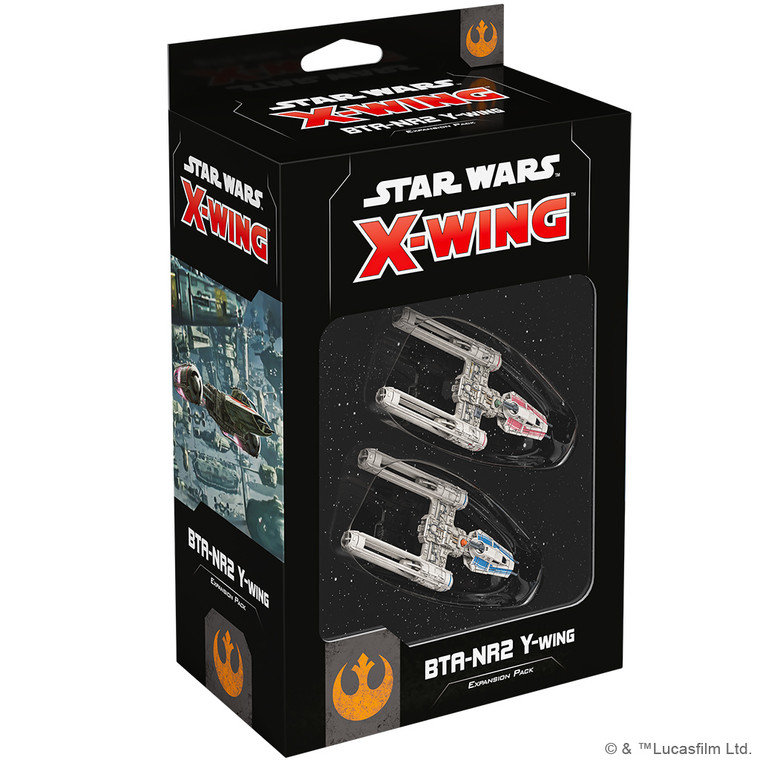 SWX 2E BTA-NR2 Y-Wing Expansion Pack