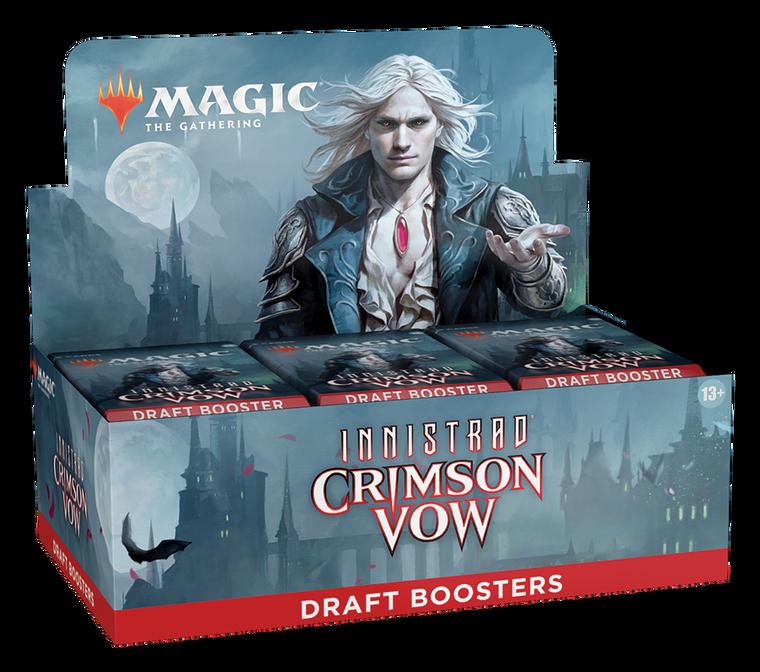 *Pre-Order* Innistrad Crimson Vow Draft Booster Box