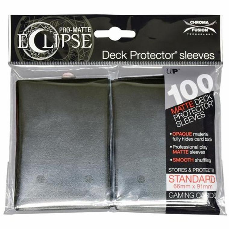 100ct Pro-Matte Black Eclipse Deck Protectors