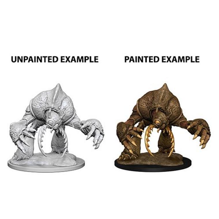 Unpainted NPC Umber Hulk NM 90193