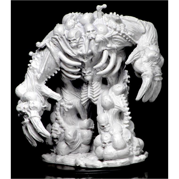 Unpainted NPC Golem, Bone DC 90209