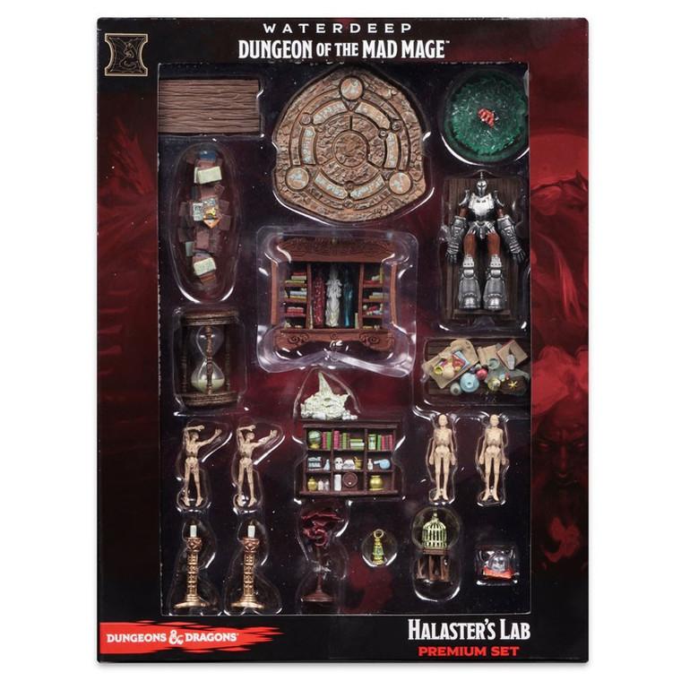 IOTR Waterdeep Dungeon of the Mad Mage Halaster's Lab Premium Set