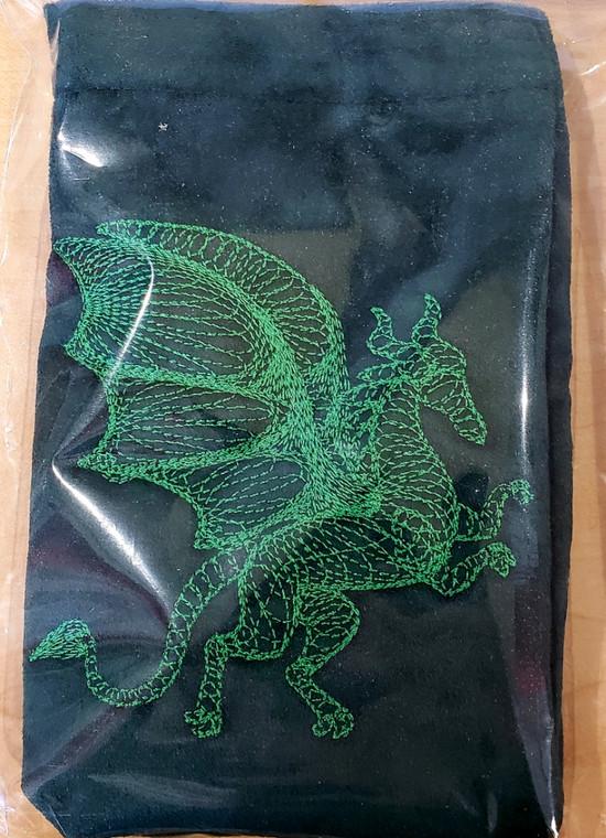 Dice Bag - Dimensional Dragon