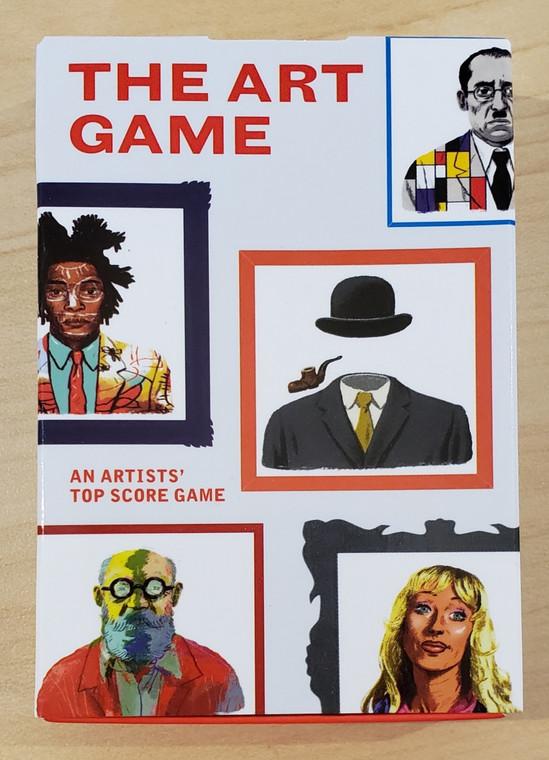 Art Top Score Game