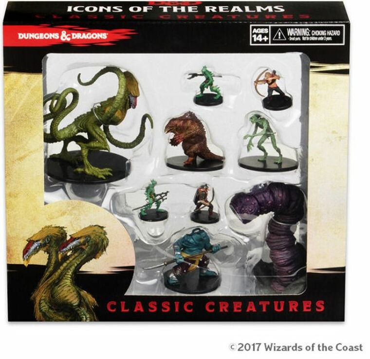 IOTR Classic Creatures Collection
