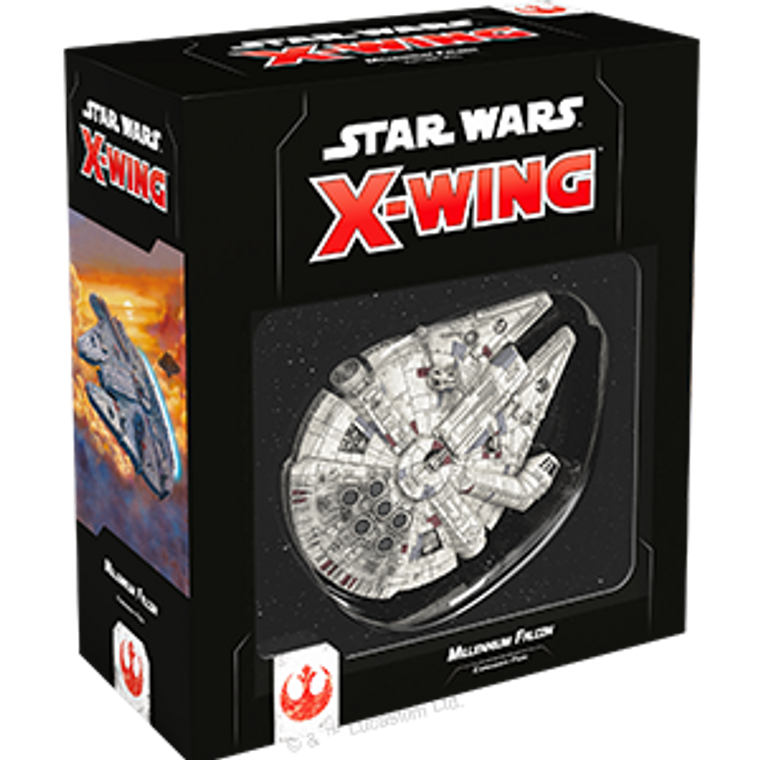 SWX 2E Millenium Falcon