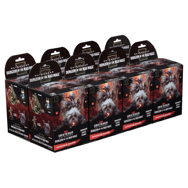 IOTR Waterdeep Dungeon of the Mad Mage Booster Brick