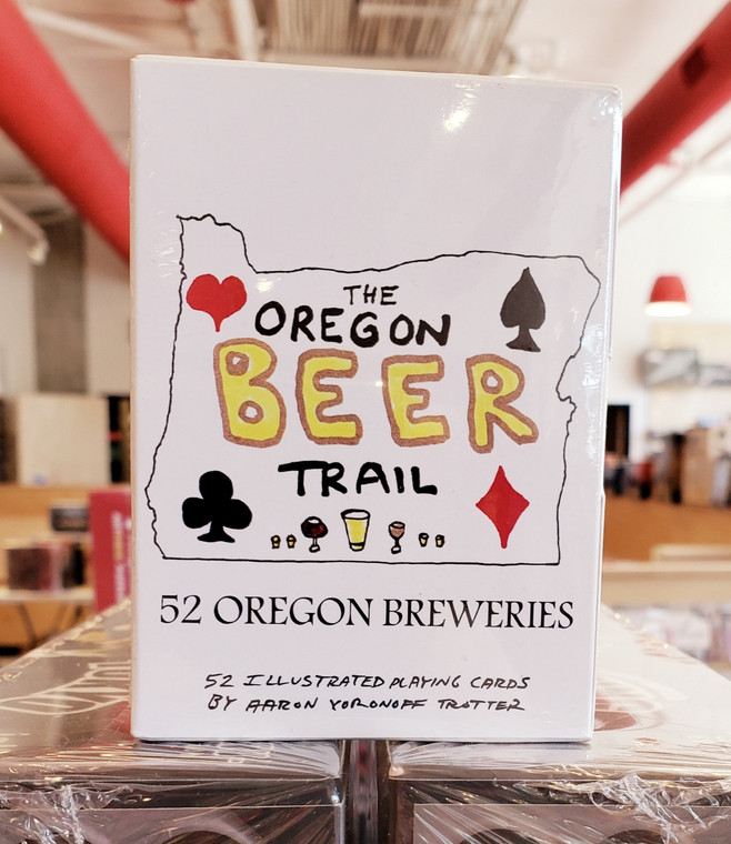 Playing Cards Oregon Beer Trail