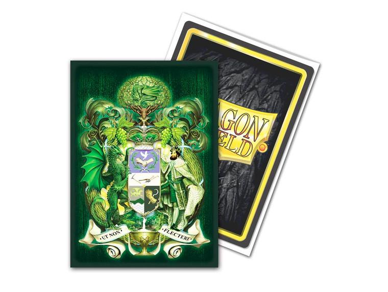Dragon Shield Art Classic 100ct King Mothar Vangard