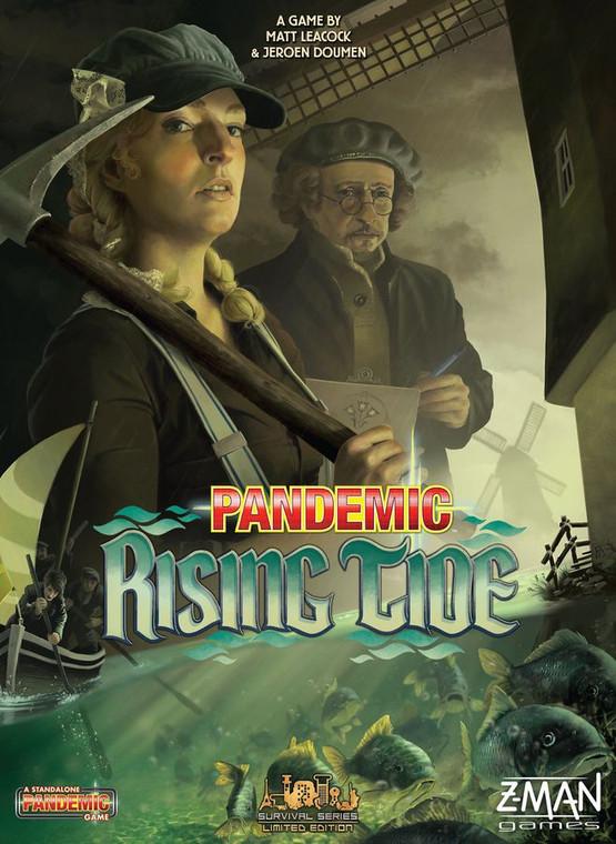 Pandemic Rising Tides