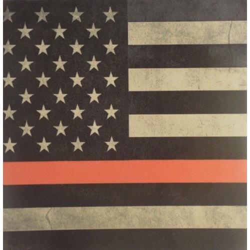 Thin Red Line Flag Design Holster Upgrade