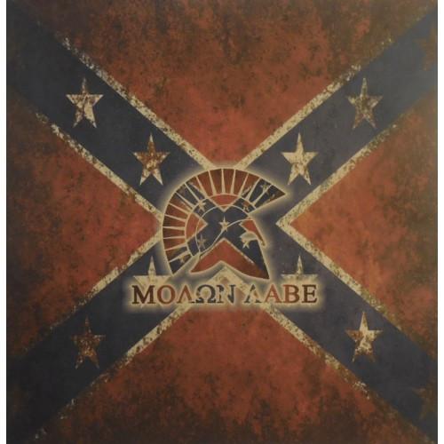 Spartan on Rebel Flag Design Holster Upgrade
