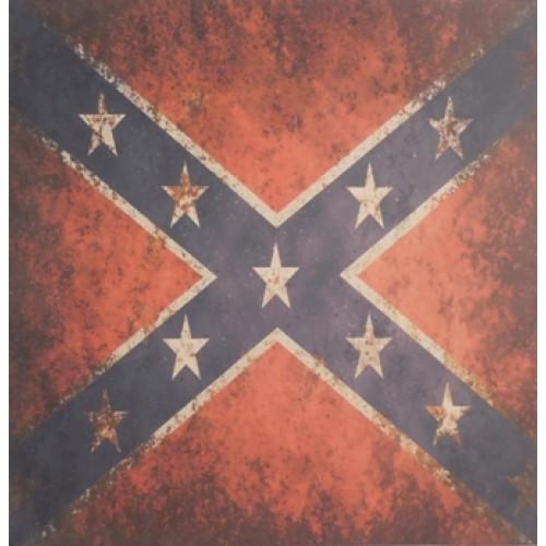 Confederate/Rebel Flag Design Holster Upgrade
