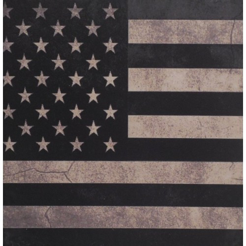Black and White American Flag Design Holster Upgrade
