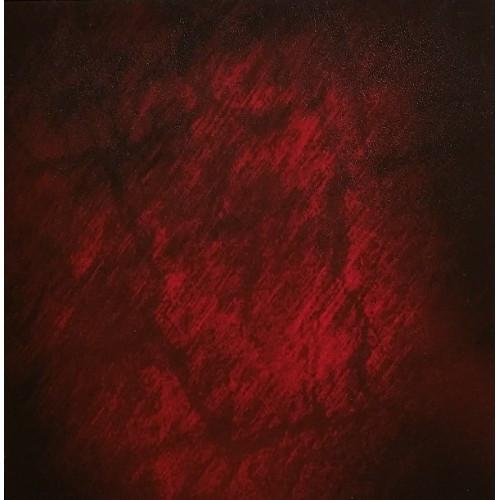 Red Worn Metal Design Holster Upgrade