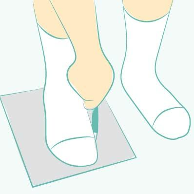 Measure Your Foot With Our Simple 4 Step Process Apexfoot