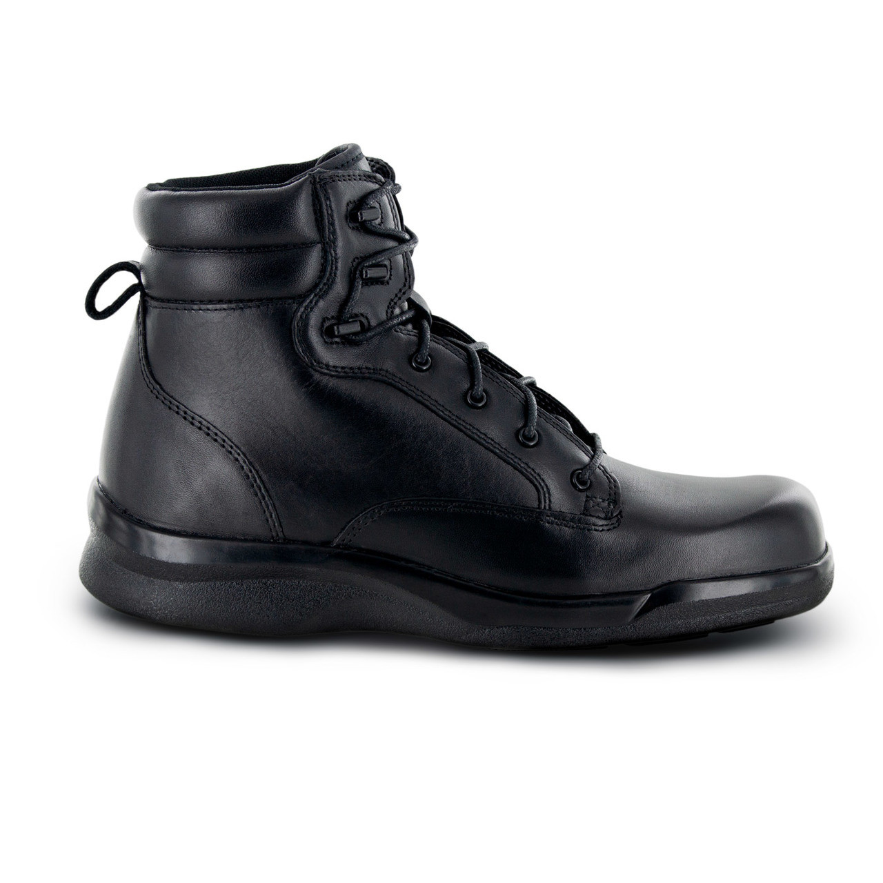 Men's Biomechanical Lace Up Work Boot Black |