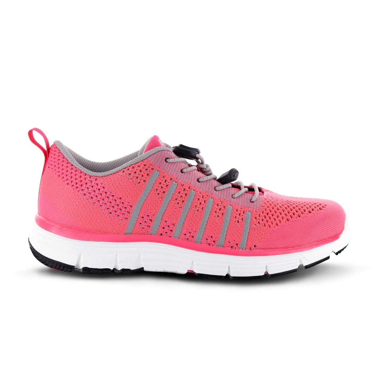Apex Womens A7100w Breeze Athletic Knit Sneaker Running Shoe