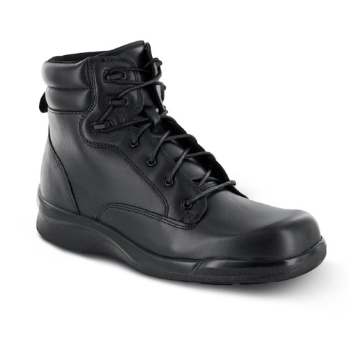 Apex Men's Biomechanical Lace-Up Work Boot (B4500M) - Black