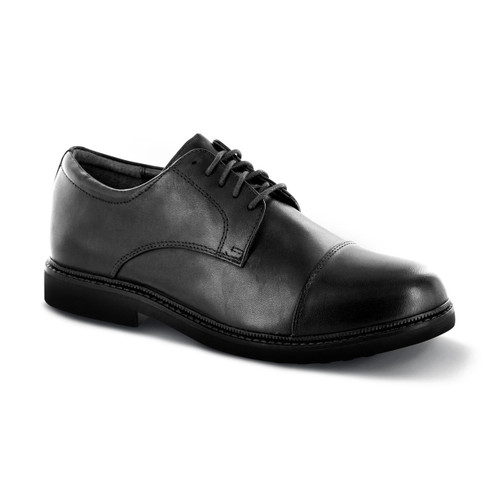 Men's Lexington Cap Toe Oxford - Black