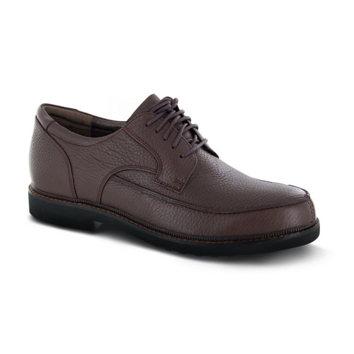 Men's Lexington Moc Toe Oxford - Brown