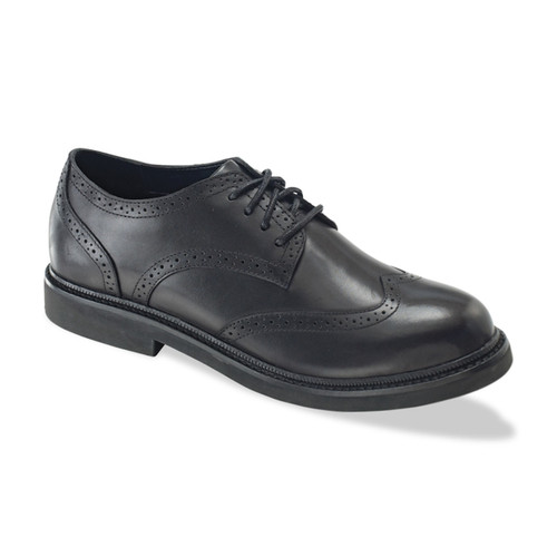 Apex Men's Lexington Wingtip Oxford - Black