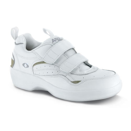 Apex Women's Double Strap Active Walker - White