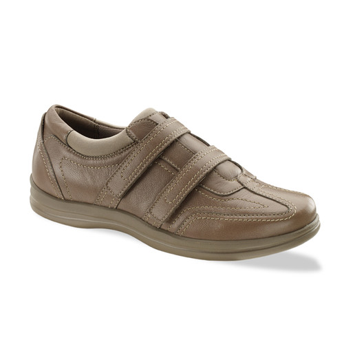 A743W | Women's Petals Carla | Tan (Light Brown) | Apex shoes & flats