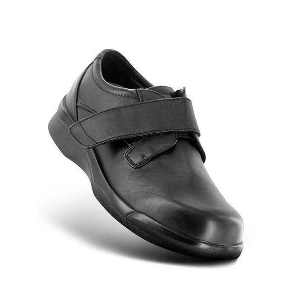 Men's Biomechanical Single Strap - Black