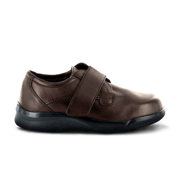 Apex Men's Biomechanical Single Strap shoe - Brown
