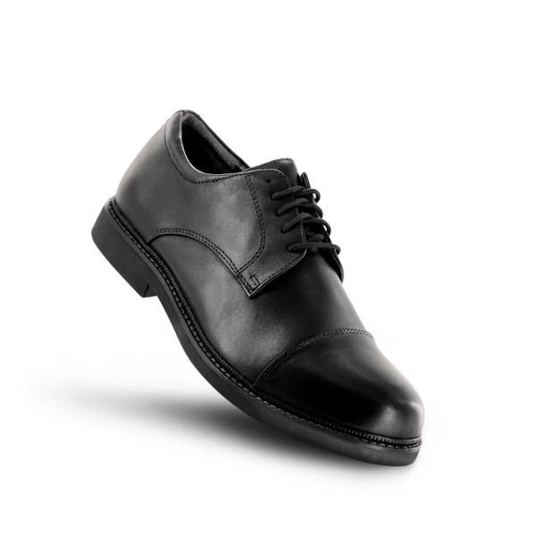 Men's Lexington Cap Toe Oxford - Black