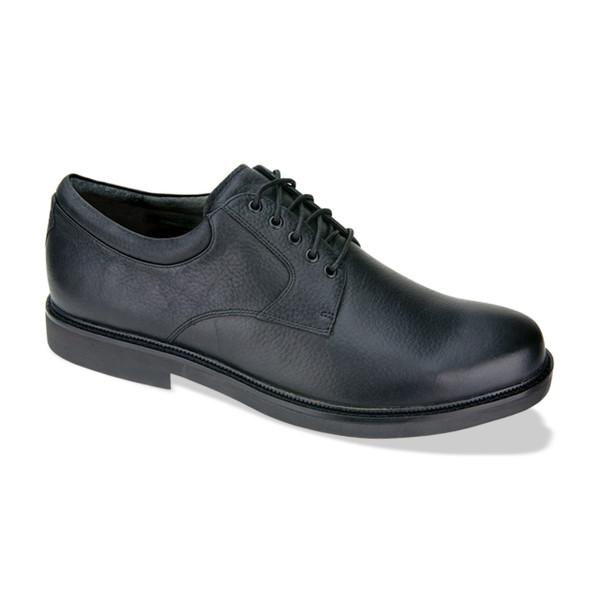 Apex Men's Lexington Classic Oxford Shoes - Black