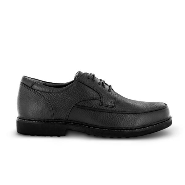 Men's Lexington Moc Toe Oxford - Black