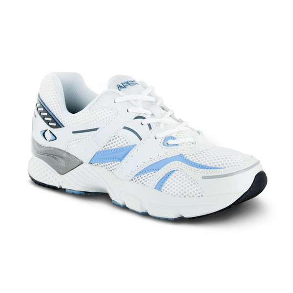 Apex Women's Boss Runner - White/Blue