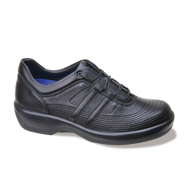 Women's Biomechanical Striped Lace - B7000W - Black