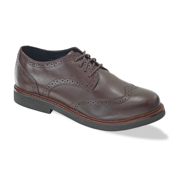 Apex Men's Lexington Wingtip Oxford - Brown