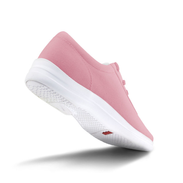 Women's Ellen - Pink Canvas