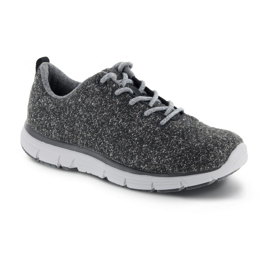 Women's Natural FitLite Wool Knit - Dark Grey