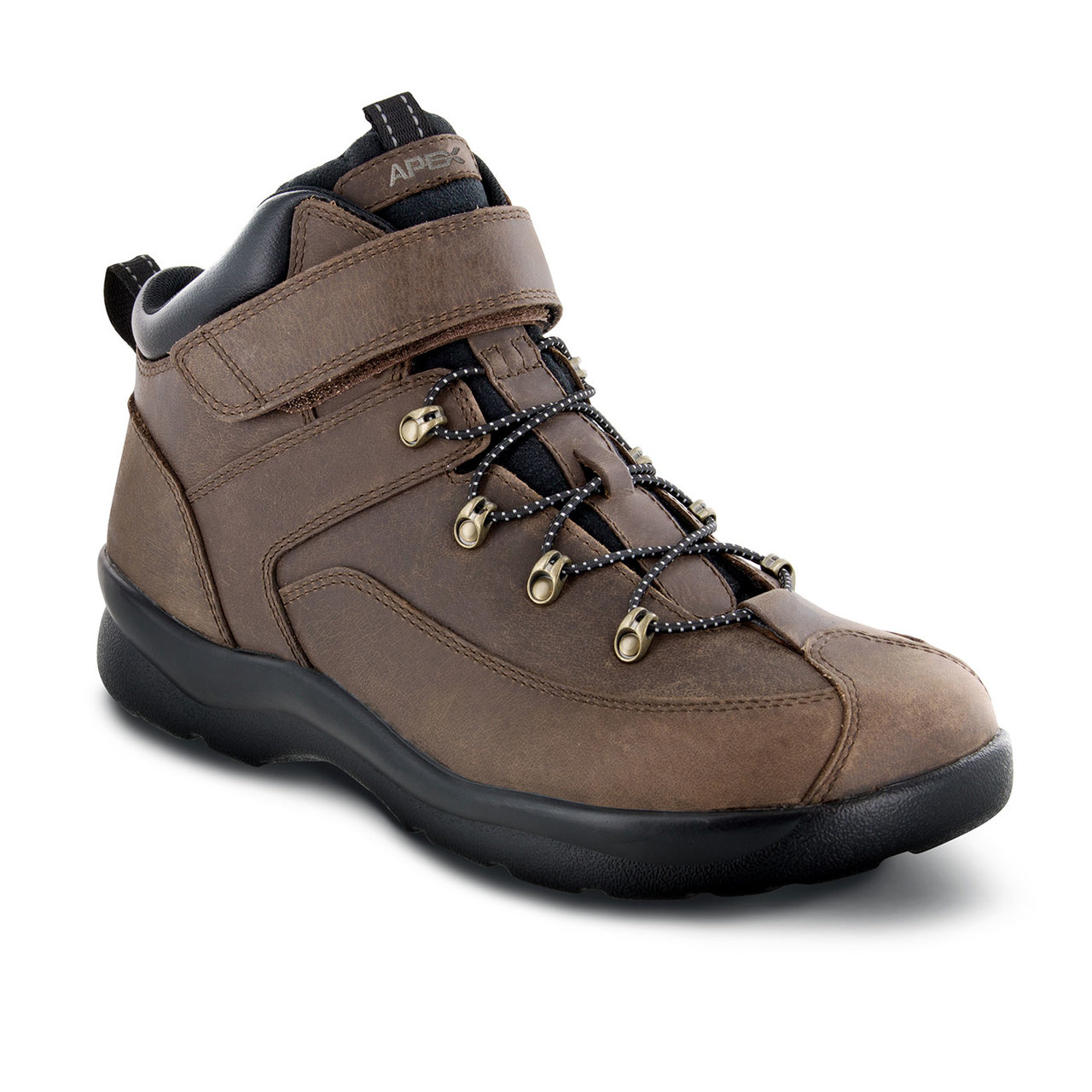 Apex Mens Ariya Hiking Boot Brown 13