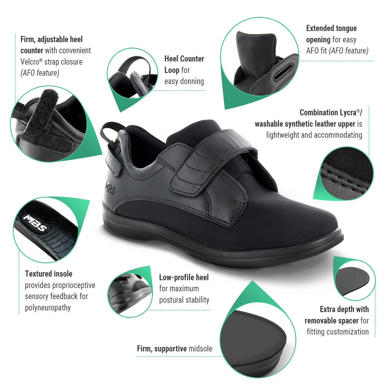 Moore Balance Shoe | apexfoot.com